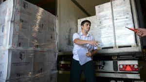 Продукцию из Белоруссии будут отслеживать от границы до места реализации